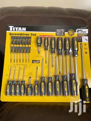 25 Pcs Titan Screwdriver Set | Hand Tools for sale in Greater Accra, Ga East Municipal