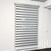 Silver Coloured Window Curtain Blinds For Homes And Offices | Windows for sale in Greater Accra, Adabraka