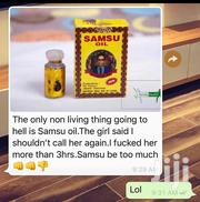 Original Samsu Oil for Sex | Sexual Wellness for sale in Greater Accra, Adenta Municipal