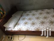 Double Bed With Mattress | Furniture for sale in Greater Accra, Ga East Municipal