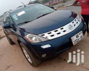 Nissan Murano 2003 Blue | Cars for sale in Greater Accra, Kwashieman