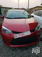 Toyota Corolla 2014 Red | Cars for sale in Ashanti, Kumasi Metropolitan