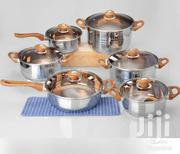 5pcs Kinghoff Stainless Cookware Set | Kitchen & Dining for sale in Greater Accra, Bubuashie