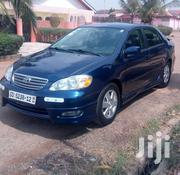 Toyota Corolla 1.8 Advanced 2009 Blue | Cars for sale in Western Region, Juabeso