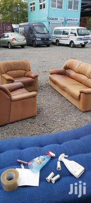 Original Leather Sofas For Sale | Furniture for sale in Greater Accra, Accra Metropolitan