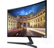 "SAMSUNG C27F396 Full HD 27"" Curved LED Monitor 