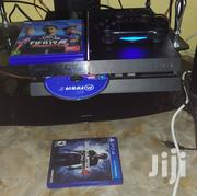 PS4 With FIFA 19 And Uncharted 4 Cds And All Accessories | Video Games for sale in Greater Accra, Alajo