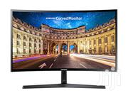 Samsung CF396F - LED Monitor - Curved - Full HD (1080p) - 27"