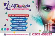 Graphic Designer | Automotive Services for sale in Central Region