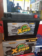 Saloon Car Battery + Free Delivery   Vehicle Parts & Accessories for sale in Greater Accra, Adabraka