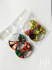 African Print Earrings | Jewelry for sale in Greater Accra, Labadi-Aborm