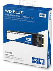 WD Blue 500GB Internal SATA III 6gb/S M.2 2280 - Solid State Drive | Computer Hardware for sale in Greater Accra, Akweteyman
