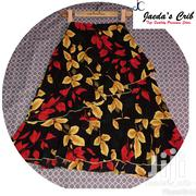 Ruffle Floral Skirt in Size 10 and 12. | Clothing for sale in Greater Accra, Labadi-Aborm
