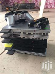 Ps2 + 2 Pads + Free Games   Video Game Consoles for sale in Greater Accra, Agbogbloshie