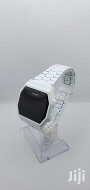 White Casio Illuminator Watch 2020 Edition | Watches for sale in Greater Accra, Osu