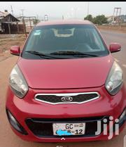 Kia Picanto 2012 1.1 EX Automatic Red | Cars for sale in Greater Accra, Adabraka