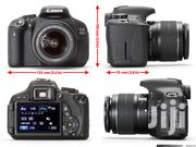 Canon 600D Bundle With 18-55mm Lens   Photo & Video Cameras for sale in Greater Accra, East Legon (Okponglo)
