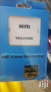 Vga TO HDMI CONVERTER | Cameras, Video Cameras & Accessories for sale in Greater Accra, Kokomlemle