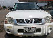 Nissan Hardbody 1999 White | Cars for sale in Greater Accra, North Ridge