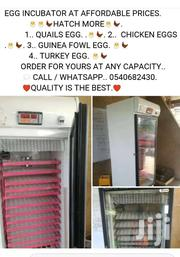AUTOMATIC EGG INCUBATORS AND HATCHER | Farm Machinery & Equipment for sale in Greater Accra, Achimota