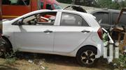 Kia Picanto 2012 1.1 EX Automatic White | Vehicle Parts & Accessories for sale in Greater Accra, East Legon