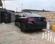 Hyundai Elantra 2012 GLS Automatic Black | Cars for sale in Greater Accra, East Legon