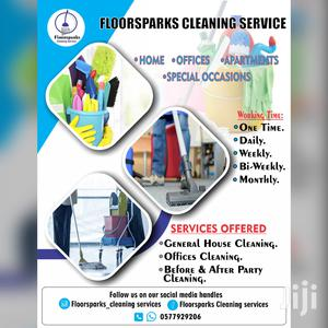 Floorsparks Cleaning Service