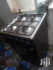 Black Nasco 4 Burner Gas | Kitchen Appliances for sale in Greater Accra, East Legon