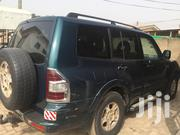 Mitsubishi Pajero 2005 Green | Cars for sale in Greater Accra, Ga South Municipal