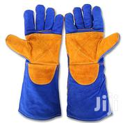 Leather Welding Gloves | Safety Equipment for sale in Greater Accra, Accra Metropolitan