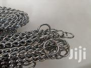 "Chain Choker 3.0mmx26"" Strong. 