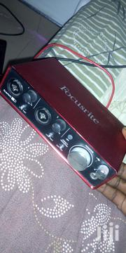 Soundcard/Audio Interface   Musical Instruments & Gear for sale in Ashanti, Offinso Municipal