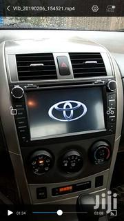 COROLLA 08-13 Car RADIO BT DVD | Vehicle Parts & Accessories for sale in Greater Accra, South Labadi