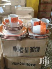 Ceramic Dinner Set (8 Plates, 4 Mugs, 4 Bowls) | Kitchen & Dining for sale in Greater Accra, Accra new Town