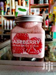 Raspberry Body Scrub | Skin Care for sale in Greater Accra, Teshie new Town
