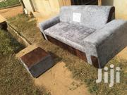 3 In 1 Sofa With Center Table And 2 Cushion Bags | Furniture for sale in Central Region, Agona West Municipal