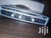 Sound Card M-audio Mobile Preamp | Audio & Music Equipment for sale in Greater Accra, Ashaiman Municipal