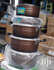 Emiknad 5pcs With Frypan | Kitchen & Dining for sale in Greater Accra, Bubuashie