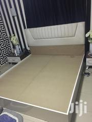 Imported Extra King Size Bed With Side Drawers   Furniture for sale in Greater Accra, Kwashieman