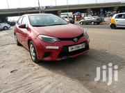 Toyota Corolla 2014 Red | Cars for sale in Greater Accra, Okponglo