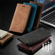 Caseme Leather Flip Case For iPhone Xsmax Xr Xs X 8plus 7plus | Accessories for Mobile Phones & Tablets for sale in Greater Accra, North Labone
