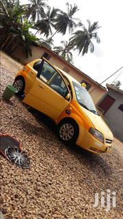 Chevrolet Kalos 2018 Yellow | Cars for sale in Greater Accra, East Legon (Okponglo)