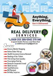 Pick Up, Delivery And Errand Services. | Logistics Services for sale in Western Region, Shama Ahanta East Metropolitan