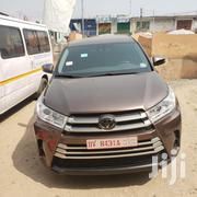 Toyota Highlander 2017 LE 4x2 (2.7L 4cyl 6A) Brown | Cars for sale in Greater Accra, Kotobabi