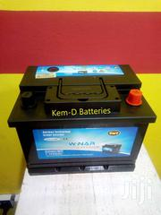 Car Battery - 13 Plates  Winar Batteries - Free Delivery  -   Vehicle Parts & Accessories for sale in Greater Accra, North Labone