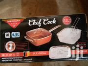 GERMAN - Original Quality CHEF COOK Ceramic Nonstick Square Pan | Kitchen & Dining for sale in Greater Accra, Akweteyman