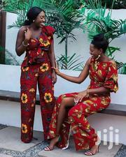 African Jumpsuit   Clothing for sale in Greater Accra, Kotobabi