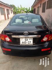 Toyota Corolla 2009 1.8 Exclusive Automatic Black | Cars for sale in Greater Accra, Ga South Municipal