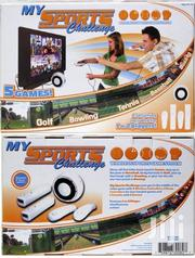 My Sports Challenge 6-in-1 Wireless Video Game System | Toys for sale in Greater Accra, East Legon (Okponglo)