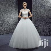 Beautiful Turtle Neck Ball Gown | Wedding Wear for sale in Greater Accra, Korle Gonno